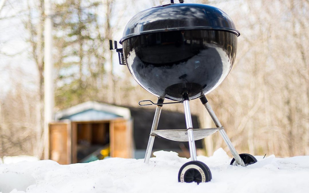 An Act of Defiance. The Snowy Barbecue.