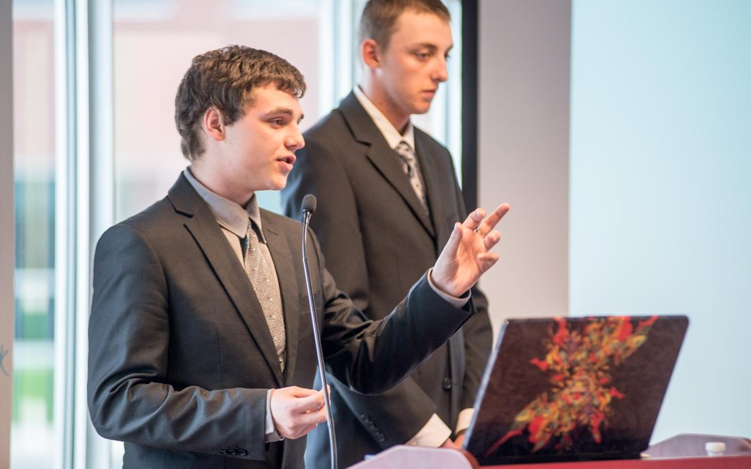 Cool ideas take flight at Student Superpower Challenge pitch competition