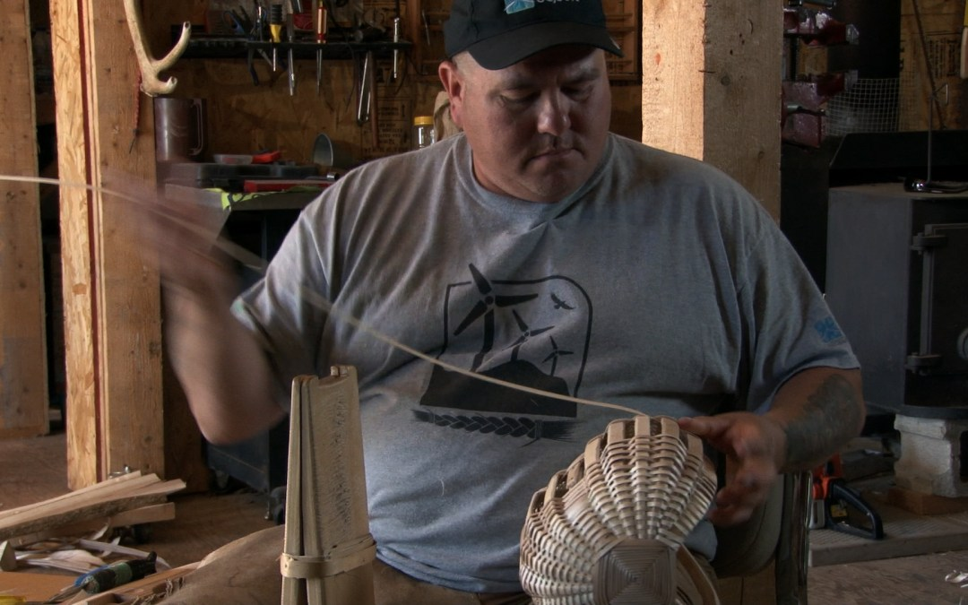 Mi'kmaq Heather Condo's tribute to basket making is Vimeo's first staff curated Indigenous film
