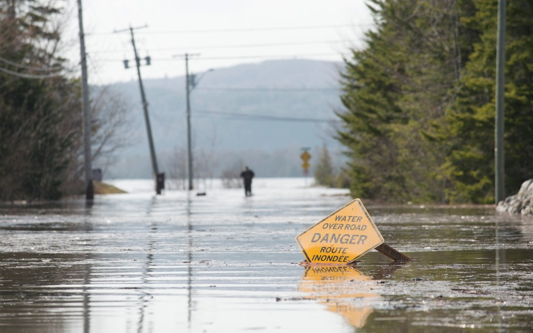Stories Wanted! We're writing a book about the 2018 St. John River Flood and wants to hear from you