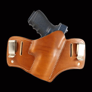 Brown Plain Holster