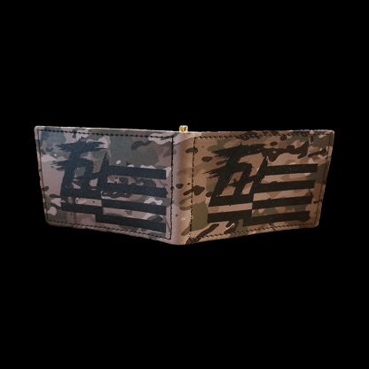Freedom Hard Multicam Wallet