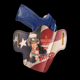 Freedom Hard Uncle Sam Holster