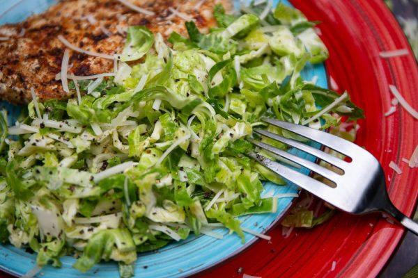 keto brussel sprouts Keto Side Dish Recipe