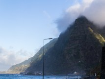 The North side of Madeira.