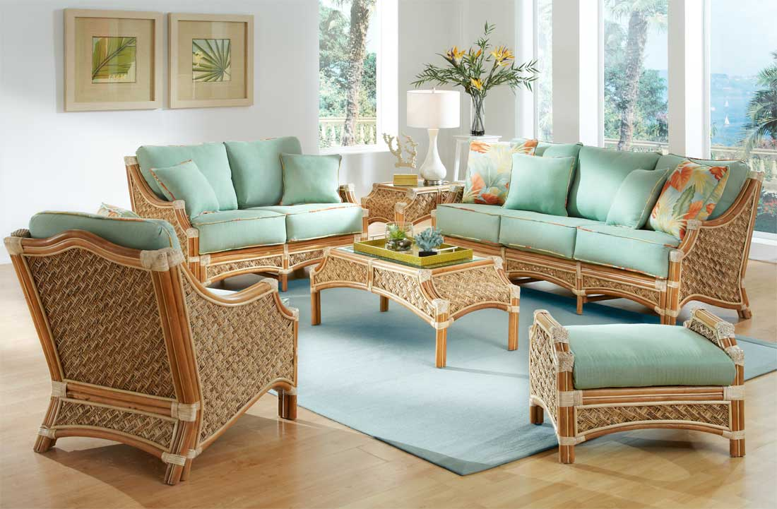 We've tapped top interior designers to share their insider secrets, tips, and advice to create a cool and cozy living room you'll want to hang out in. Wicker Aloha Rattan Furniture Sets,