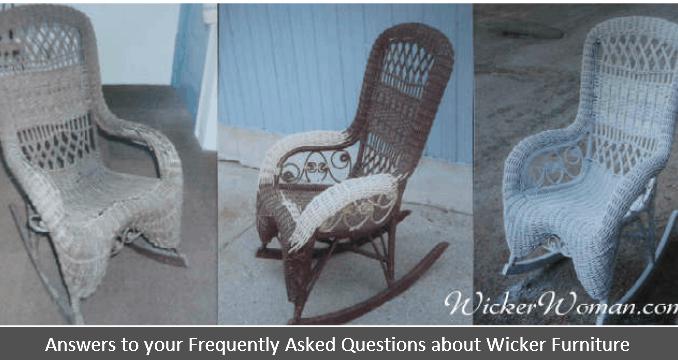 Antique Wicker Furniture 101 History Repair Tips