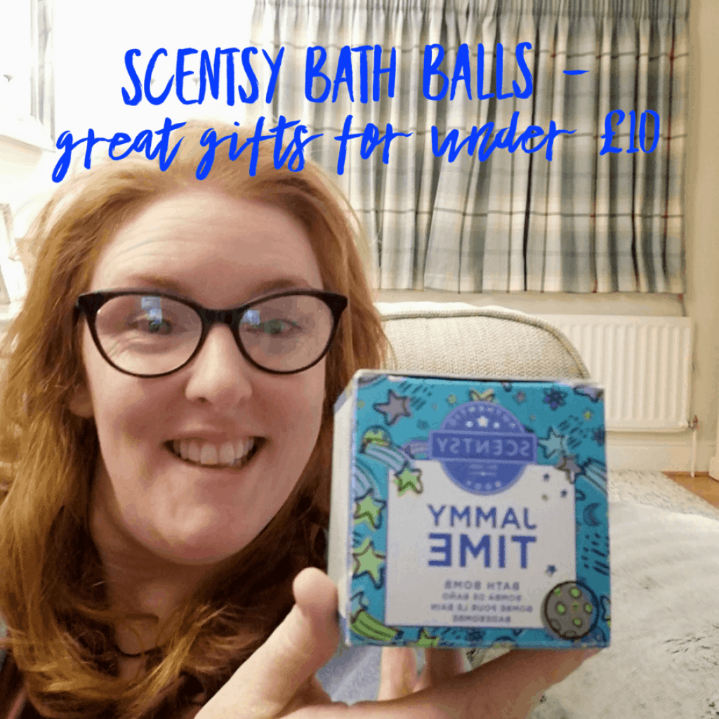 Bath Bombs from Scentsy - largest bath bombs in UK & Europe