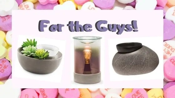 Our top Valentine's Day Scentsy Gift Ideas for the guys