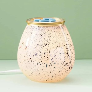 Speckled Scentsy Wax Warmer