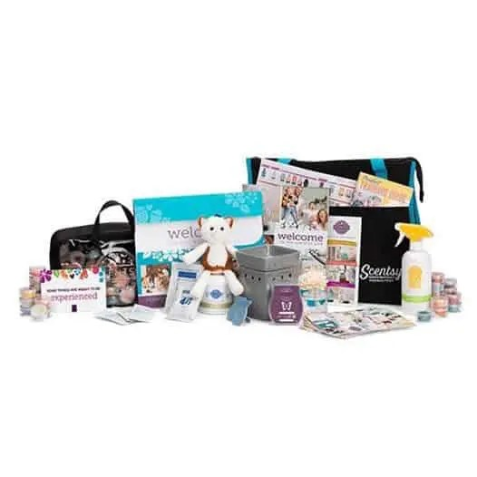 New 2020 Scentsy Starter Kit - Join Scentsy in January with a bumper sales kit