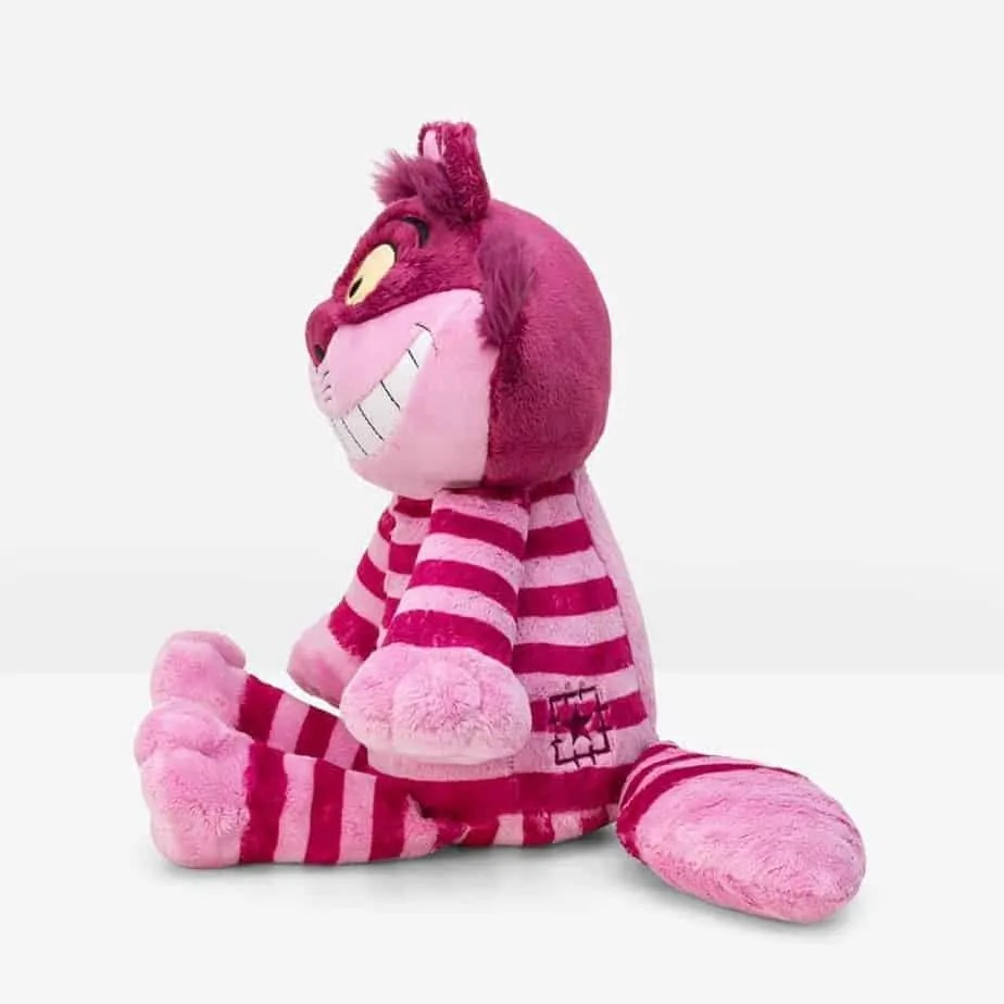 Cheshire Cat - Scentsy Buddy side