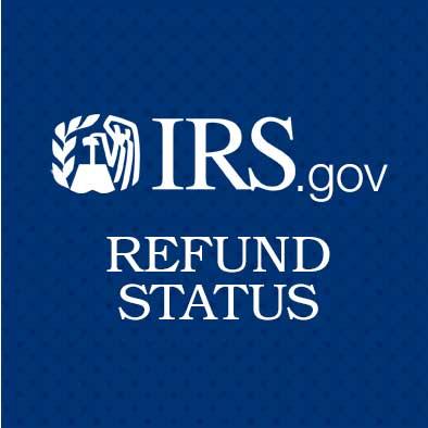 Internal Revenue Service refund status