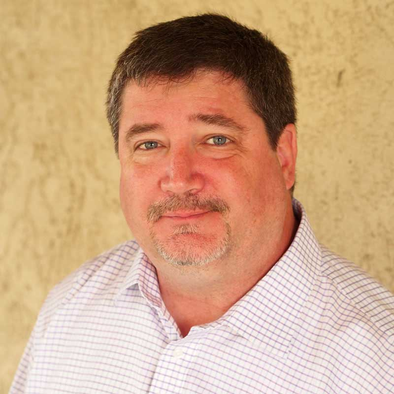 Steven B Oleson portrait