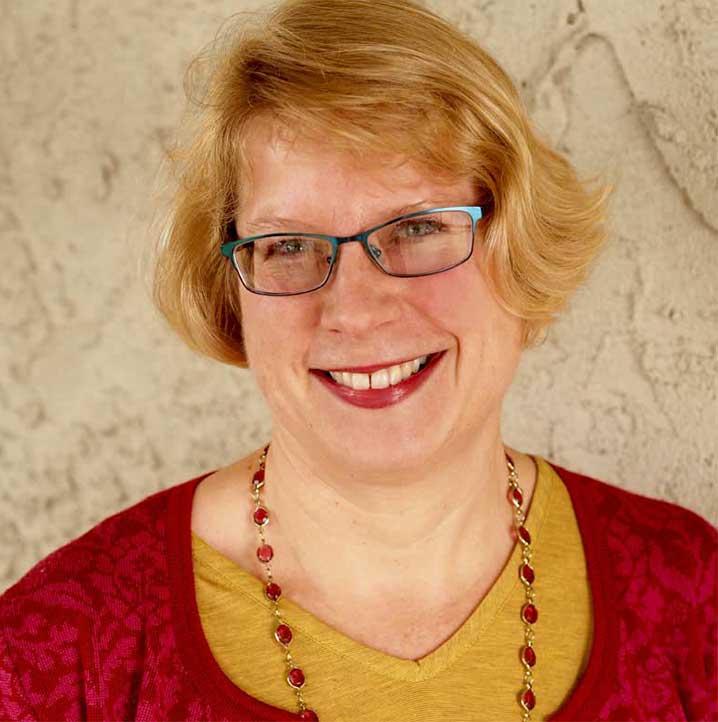 Laura Lusa portrait