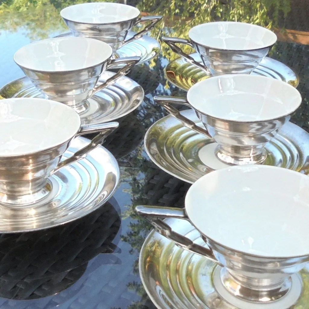 Wickstead's-Art-Deco-Sterling-Silver-Porcelain-Coffee-Set-with-Lightening-Bolt-Handles-(3)