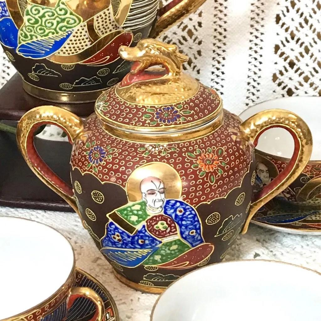 Wickstead's-Japanese-Red-Gold-Dragon-Moriage-Fine-Eggshell-Porcelain-Tea-Set-(1)