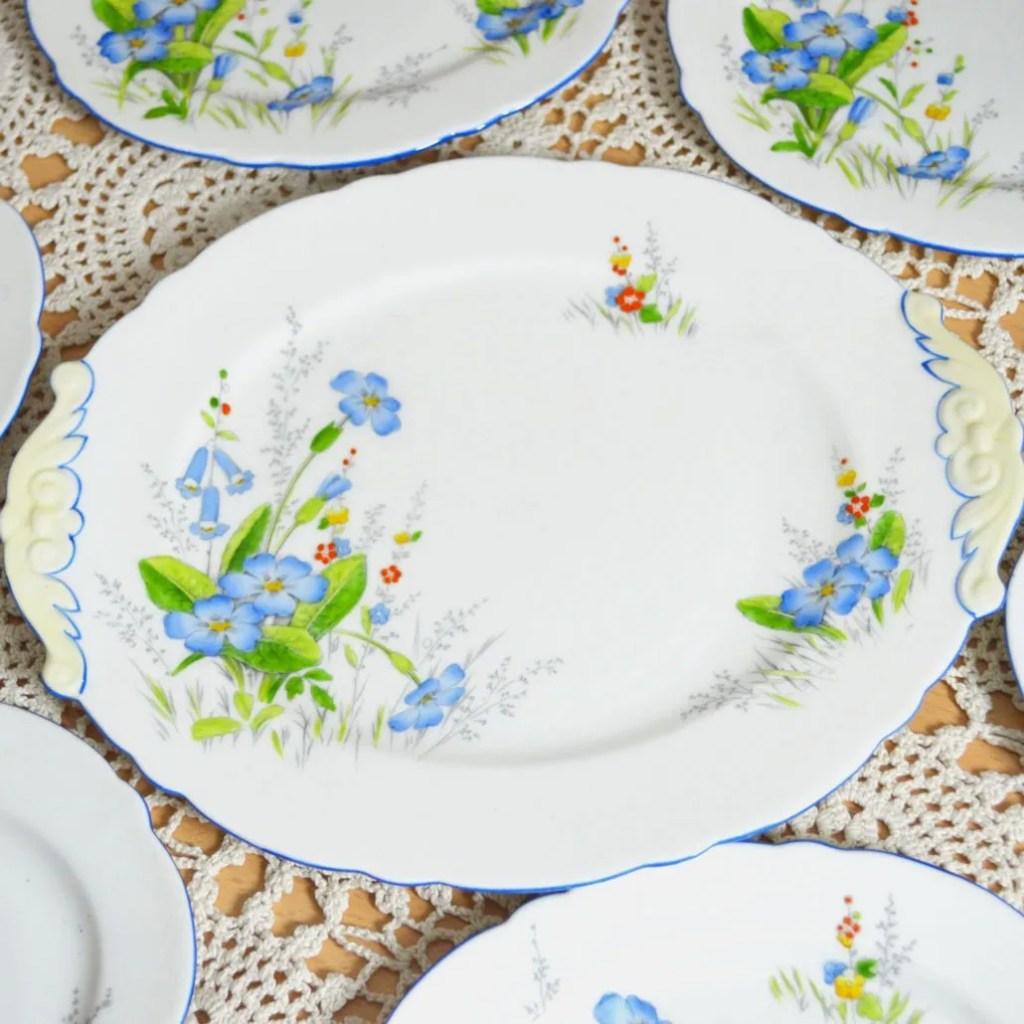 Wickstead's–Home-&-Living–Paragon-Blue-Primerose-Plates-(3)
