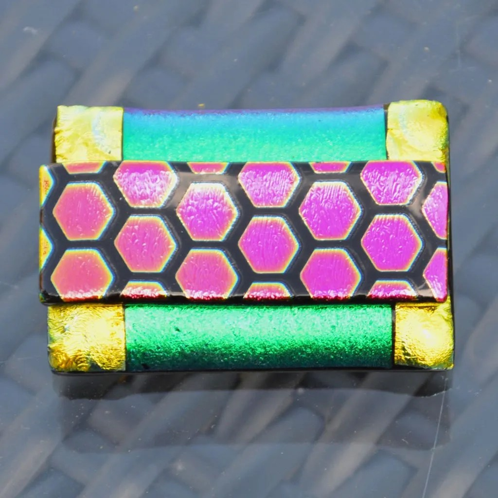 AWD-Large-Dichroic-Brooch-patterned-Honeycomb-(3)
