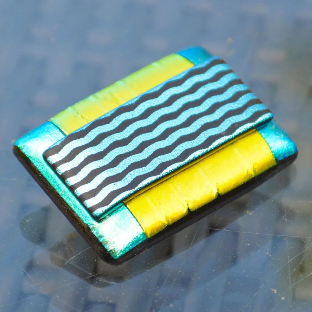 AWD-Large-Dichroic-Brooch-patterned-yellow–aqua–wavy-lines-(2)