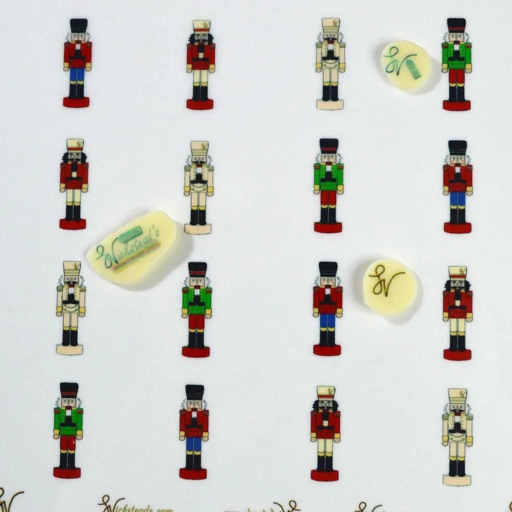 Wickstead's-Eat-Me-Edible-Chocolate-&-Meringue-Transfer-Sheets–Christmas-Nutcrackers