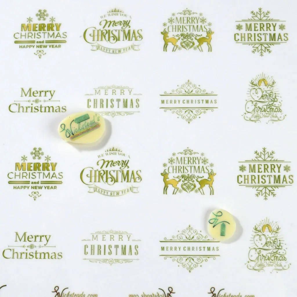 Wickstead's-Eat-Me-Edible-Meringue-&-Chocolate-Transfer-Sheets–Winter-Wonderland-Golden-Merry-Christmas-Text-(1)