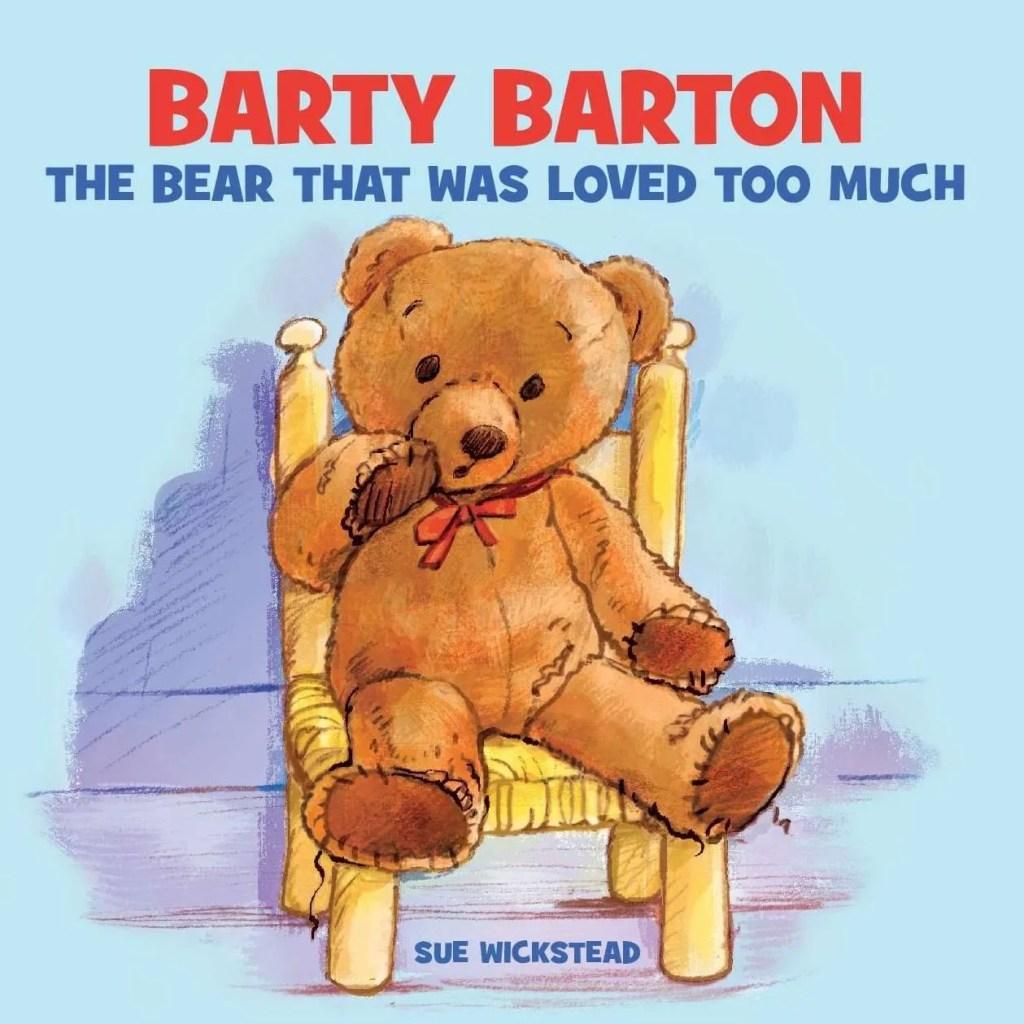 Barty Barton Bear Book Cover