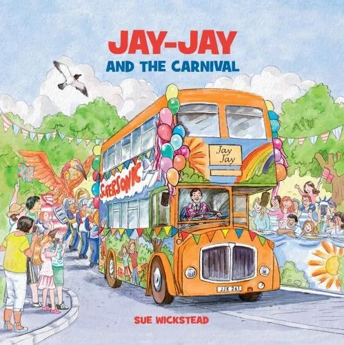 Jay Jay Carnival Bus Book Cover