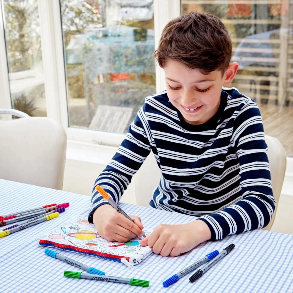 SPPEN space pencil case lifestyle