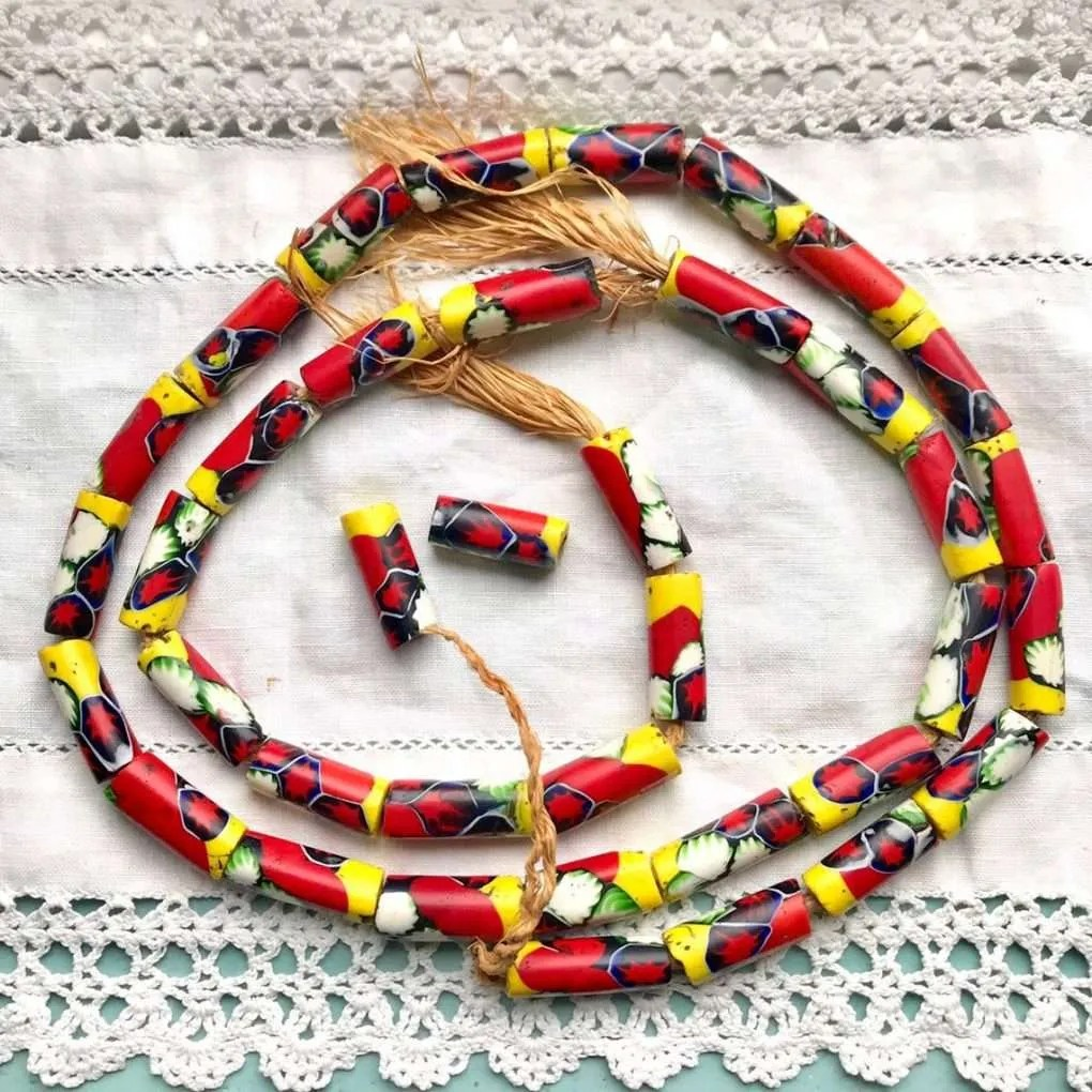 African Trade Beads 1