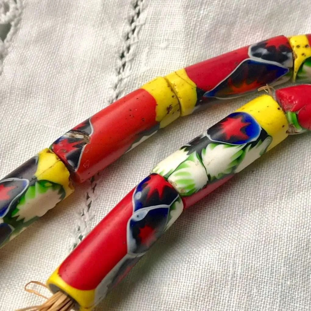 African Trade Beads 3