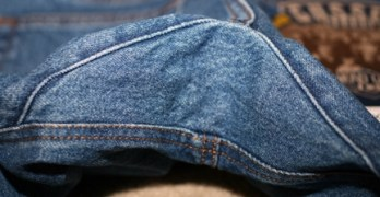 Diamond Gusset Jeans – Extra Cloth Means Extra Comfort