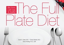 Eat More of the Good Stuff to Lose Weight – The Full Plate Diet Review & Giveaway