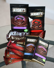 Hershey's Dark Chocolate