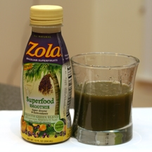Zola Acai Superfood Smoothie