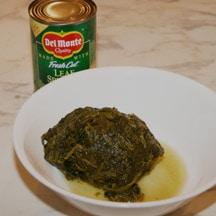 Del Monte Spinach