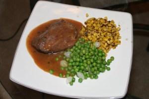 Bistro MD Peppercorn Steak
