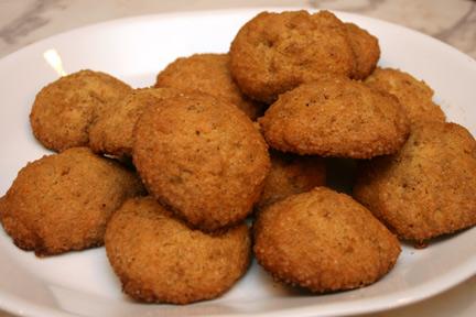 All Bran Cookies