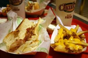 Charley's Chicken Club