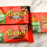 Declare it I Love Reese's Day - Reese's Peanut Butter Cup Review & Giveaway