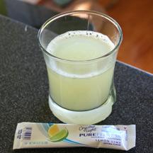 Crystal Light Pure Fitness - Lemon Lime