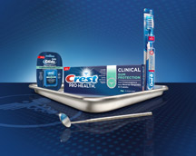 Crest Pro-Helath Clinical Gum Protection