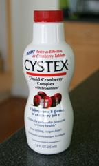 Cystics Liquid Cranberry Complex