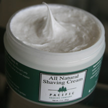 Pacific Shaving Company All Natural Shaving Cream