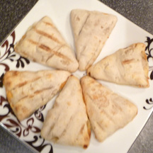 Farm Rich Mini Quesadilla Slices