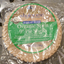 Wholly Wholesome Spelt Pie Shells