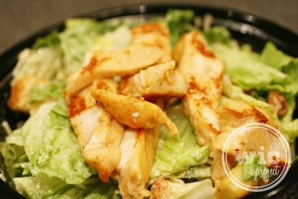 Tyson Grilled & Ready Caesar Salad