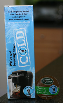 Keurig Brew Over Ice K-Cup