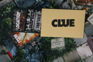Clue: Harry Potter and the Deathly Hallows