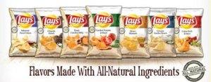 Lay's Regional Flavors